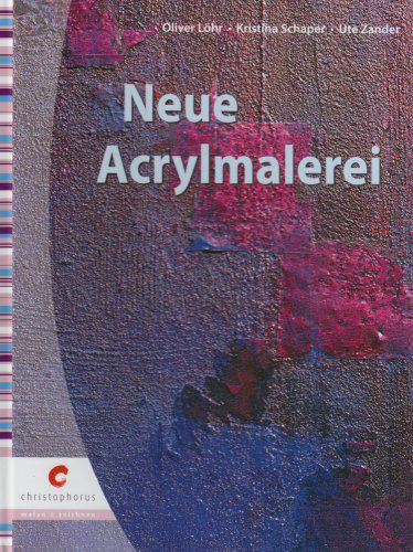 Acrylmalerei buch zum experimentieren mit ideen zu den - Acrylmalerei ideen ...