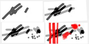 Exercices cours en ligne peinture acrylique - Comment enlever de la peinture acrylique sur un vetement ...