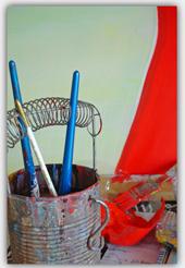 le s chage de la peinture acrylique comment on peut le prolonger. Black Bedroom Furniture Sets. Home Design Ideas