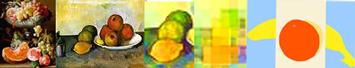 Acrylmalerei Vorlagen, Motive für Acryl-farben mit Anleitung >