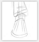 best website 3a5b2 55c58 Schuhe zeichnen lernen - Anleitung & Tipps für die Modezeichnung