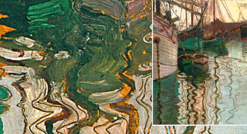 ölmalerei  Erläuterungen zu den einzelnen Techniken der Ölmalerei